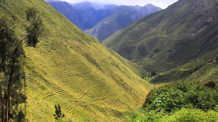 GEO Reportage - Pérou, l'agriculture en