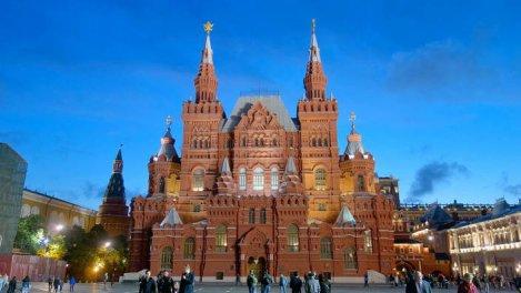 Le grand tour des littératures - La Russie de