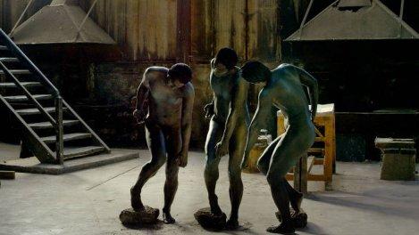 """Et Rodin créa """"La porte de l'enfer"""""""