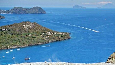 Les îles italiennes - Éoliennes