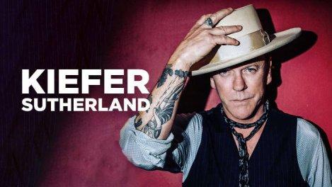 Berlin Live : Kiefer Sutherland
