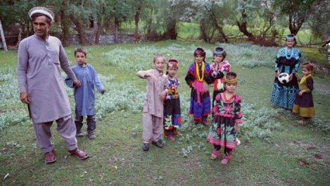 Pakistan, à la rencontre du peuple Kalash