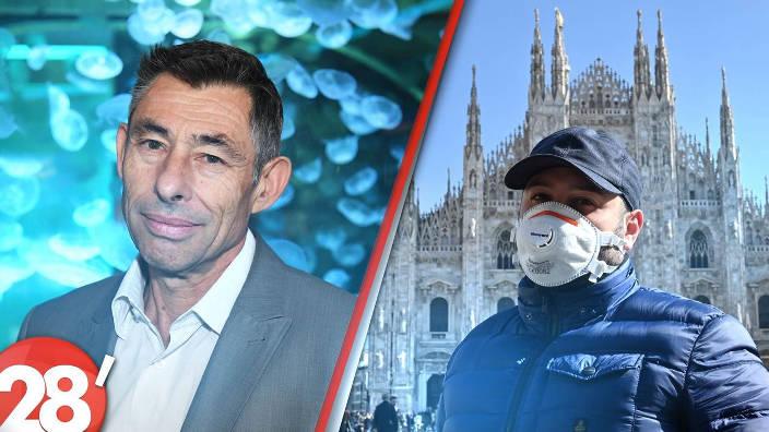 François Sarano / La propagation du coronavirus