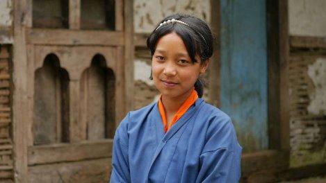 Coco et Tshering, deux mondes pour une même