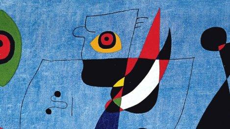 Joan Miró - Le feu intérieur