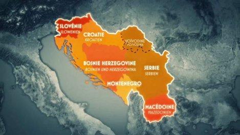 Yougoslavie, de l'autre côté du miroir (2/2)