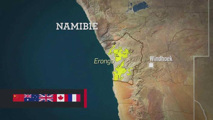 Namibie : un double passé colonial