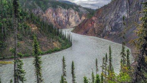 Canada, Nahanni, la rivière du pardon