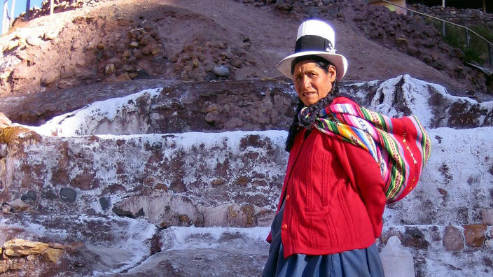GEO Reportage - Le sel des Incas