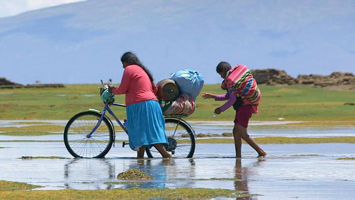 Bolivie, les Chipayas
