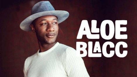 Berlin Live : Aloe Blacc