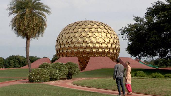 Inde, Auroville, la cité utopique