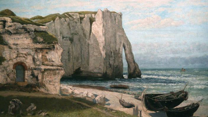 La mer en peinture - Les conquêtes