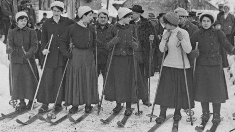 La grande histoire du ski