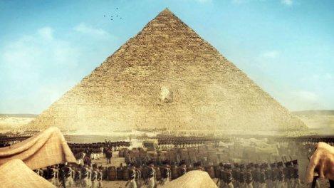 Bonaparte, la campagne d'Égypte (1/2)