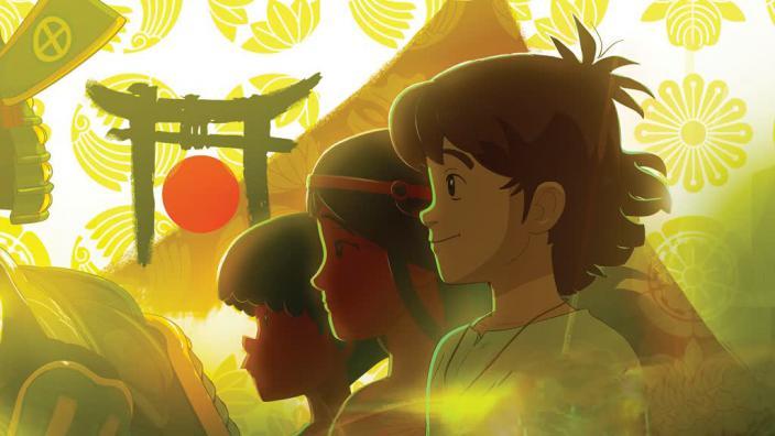 Image du programme Les mystérieuses cités d'or