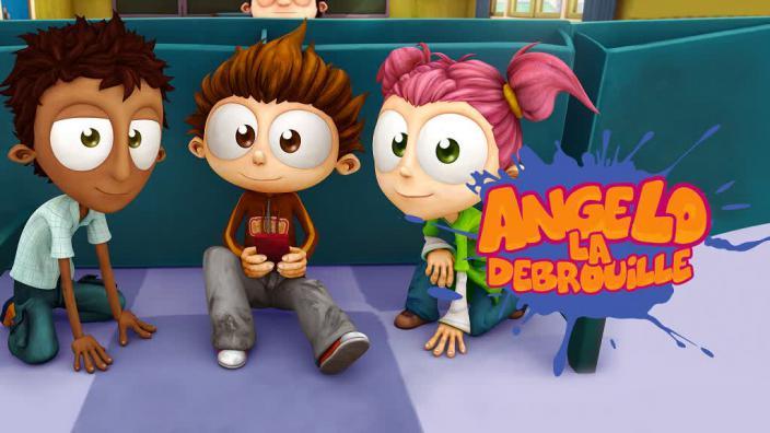 Image du programme Angelo la débrouille