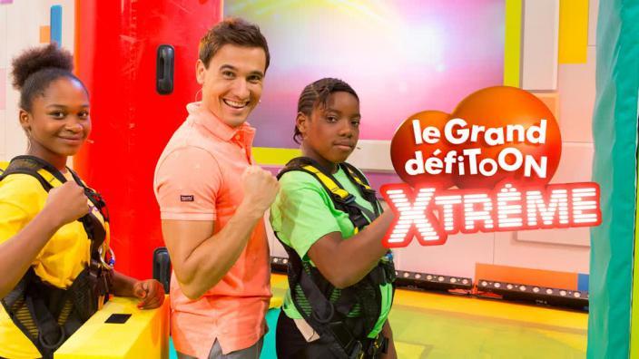 Image du programme Le grand défitoon Xtrême