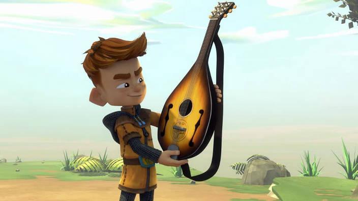 004. Maléfique mandoline
