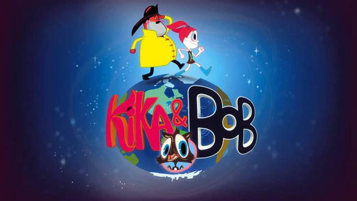 013. Kika et Bob, seuls au monde