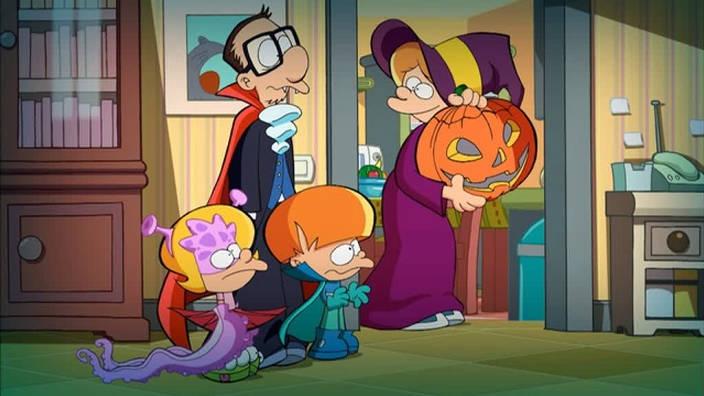 051. Joyeux Halloween