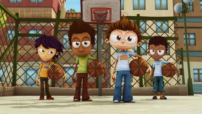 016. Rendez-nous le basket