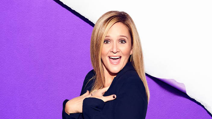 Image du programme Full Frontal with Samantha Bee S 03