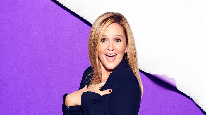 Image du programme Full Frontal with Samantha Bee S03