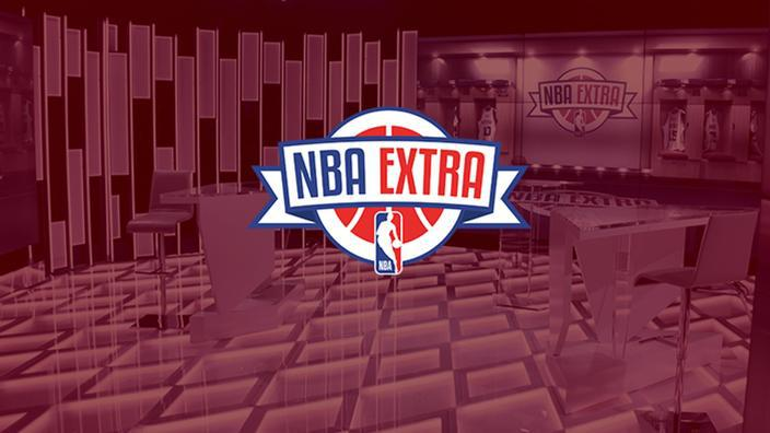 Image du programme NBA Extra