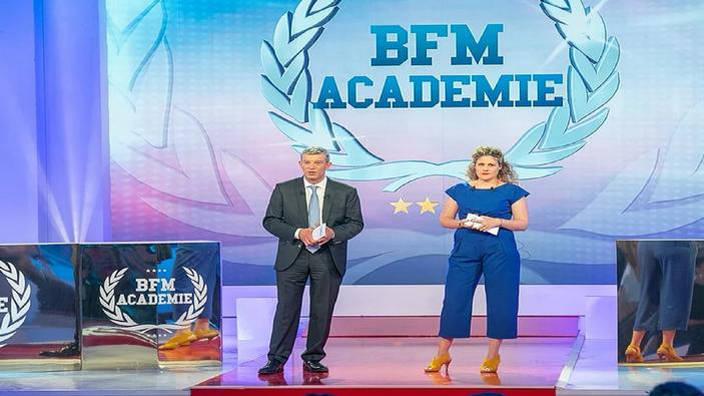 BFM ACADEMIE, revoir la finale de la 15ème