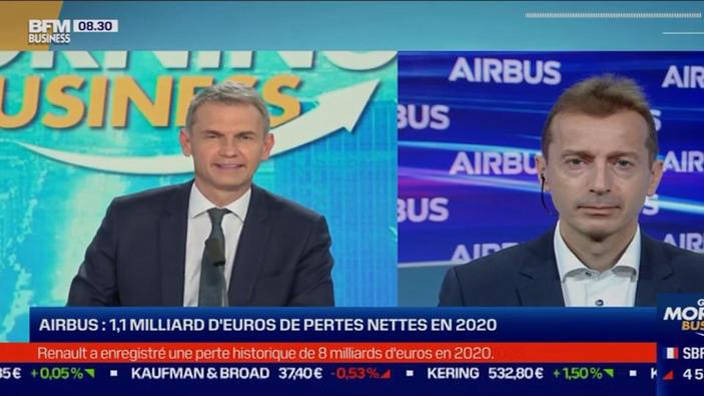 Guillaume Faury, PDG d'Airbus