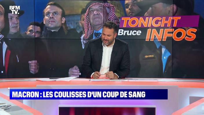 Emmanuel Macron s'emporte à Jérusalem: coup de