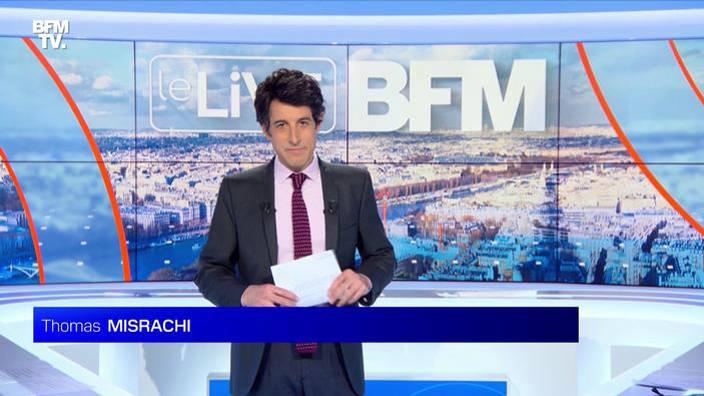 Le Live BFM du lundi 27 janvier
