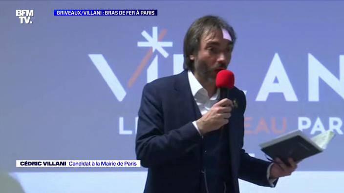Griveaux/Villani: Bras de fer à Paris