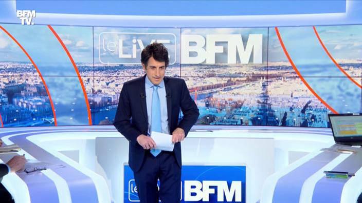 Le Live BFM du mardi 28 janvier