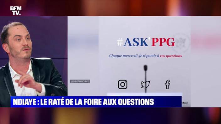 #ASKPPG, la foire aux questions de Sibeth