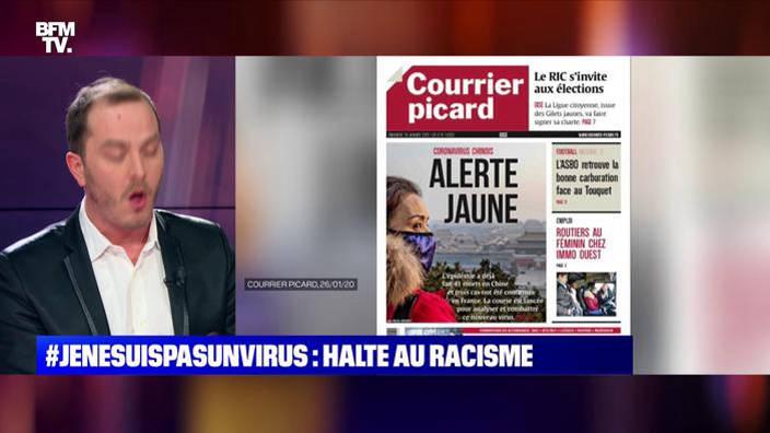 #JeNeSuisPasUnVirus, le nouveau hashtag contre