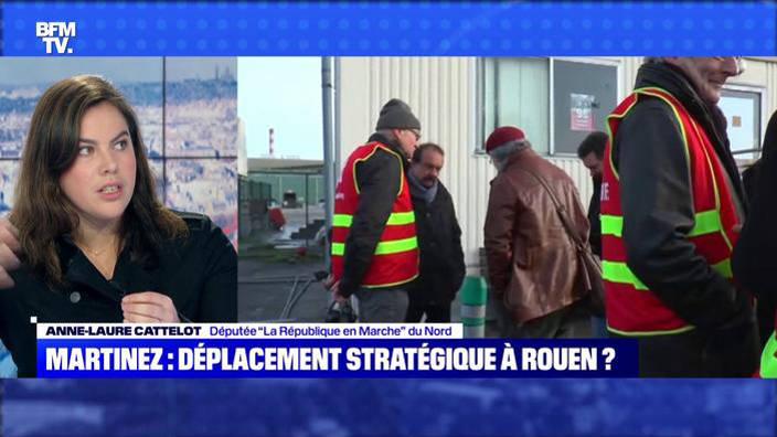 Martinez : déplacement stratégique à Rouen ?