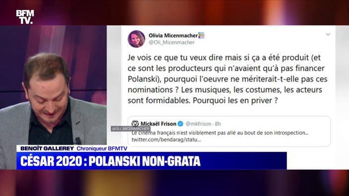 César 2020 : Polanski non-grata