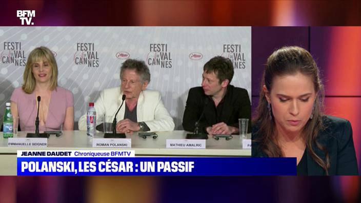 Roman Polanski et les César: un passif