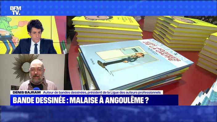 Bande dessinée : malaise à Angoulême ?