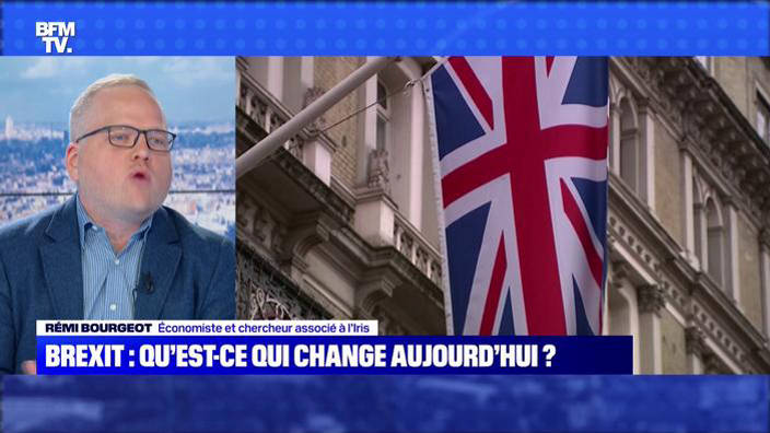 Brexit: qu'est-ce qui change aujourd'hui ?