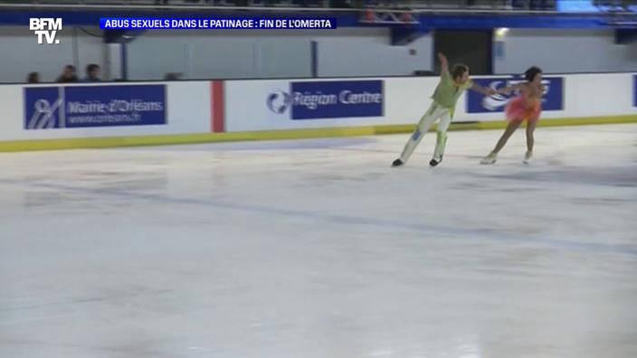 Abus sexuels dans le patinage: fin de l'omerta