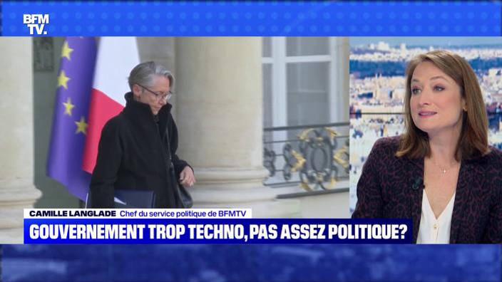 Gouvernement trop techno, pas assez politique ?
