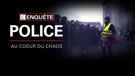 Police, au cœur du chaos