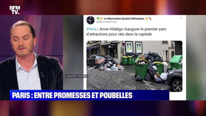Paris : entre promesses et poubelles