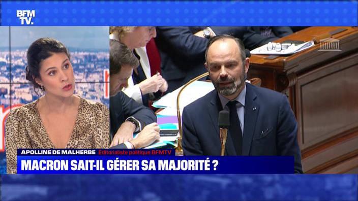 Macron sait-il gérer sa majorité ?