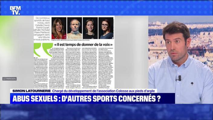 Abus sexuels: d'autres sports concernés ?