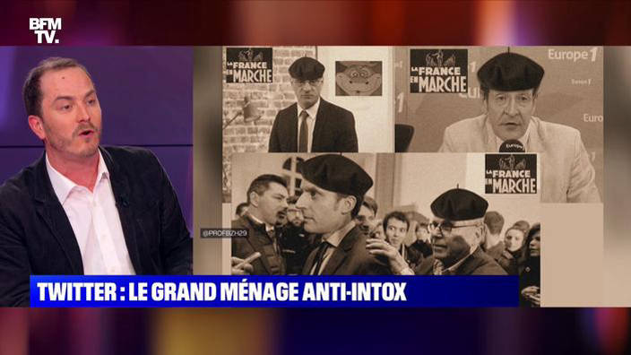 Twitter: le grand ménage anti-intox