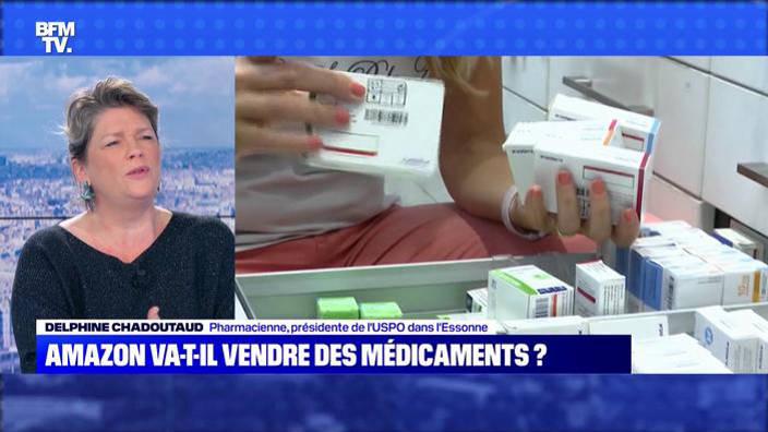 Amazon va-t-il vendre des médicaments ?